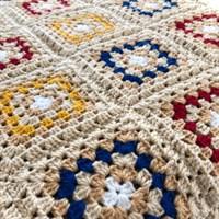 Primary Granny Blanket