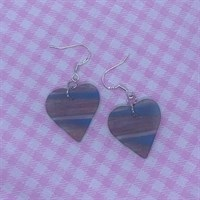 Rainbow sky Shimmer earring collection