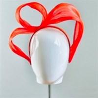 Bespoke Silk Abaca HeadBand