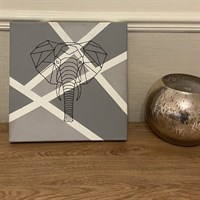 Elephant Canvas - Made To Order