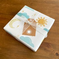 Perfectly fits the Sun Tag from my Sun and Moon Mini Gift Tags too