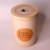 Tabac & Bois top view