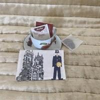 London Tea Bag Wallet