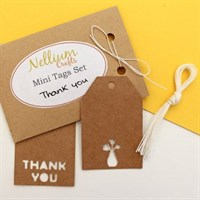 Everything included in your tag set