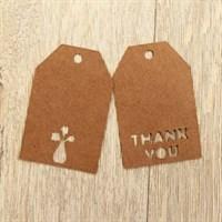 Thank You Mini Gift Tags