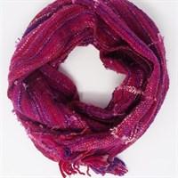 Waterlily wool scarf gallery shot 1