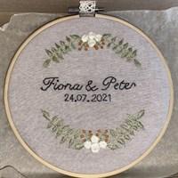 Wedding Gift Hoop